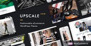 Upscale – Fashionable eCommerce WordPress Theme