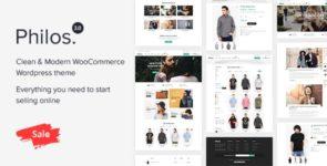 Philos – Responsive WooCommerce WordPress Theme